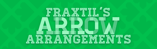 Fraxtil's Arrow Arrangements